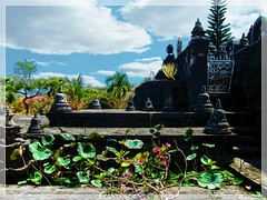 Contemplation (Foto&Grafica 2D/3D) Tags: brahmaviharaarama buddhisttemple bali indonesia