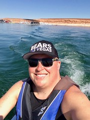 Lake Powel, Jet Ski Time! (WestCub86) Tags: lakepowel jet ski