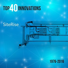 Top 40 Innovations: SiteRise (CommScope) Tags: commscope andrewsolutions antenna antennas celltower cellsites wireless wirelesstechnology wirelesscommunications wirelessnetworks network infrastructure top40 innovations 40thanniversary