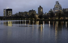 Jacqueline Kennedy Onassis Reservoir (Joe Josephs: 2,861,655 views - thank you) Tags: centralpark joejosephs nyc newyorkcity travelphotography copyrightjoejosephs fineartphotography landscapephotography outdoorphotography ny usa nightphotography night outdoor
