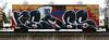 Redes (quiet-silence) Tags: graffiti graff freight fr8 train railroad railcar art redes pmr um dib e2e endtoend fbox ttx boxcar fbox505524