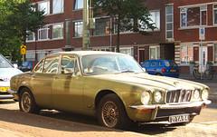 1974 Jaguar XJ6 4.2 (Series II) (rvandermaar) Tags: 1974 jaguar xj6 42 seriesii xj jaguarxj jaguarxj6 sidecode3 import 21ya84 rvdm