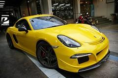 RUF Porsche Cayman S