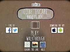 立方逃生:哈維的箱子(Cube Escape: Harvey's Box)