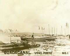 Guadalcanal USMC Photo No. 1 (Marine Corps Archives & Special Collections) Tags: world marine war ii corps marines guadalcanal
