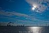 Wind power german sea (Peter Goll thx for +6.000.000 views) Tags: ocean blue sea sky water ferry island nikon insel nikkor nordsee fähre windpower windenergy d800 windkraft borkum northsee 2015 gemanocean