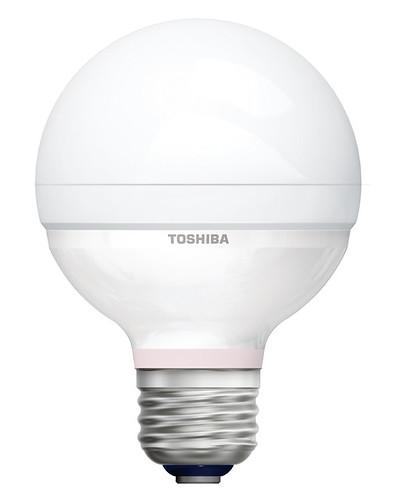 LED電球 ボール電球形 7.5W キレイ色の写真