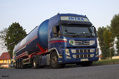 """Volvo FM III """" INTRA """" (PL) (magicv8m) Tags: volvo transport trans fm lkw intra tir"""