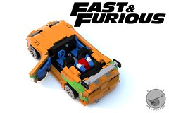 Fast And Furious Toyota Supra interior interior - 10-wide - Lego (Sir.Manperson) Tags: orange movie paul lego render rip fast more walker toyota and furious supra moc ldd relpica orrraaaaaannge