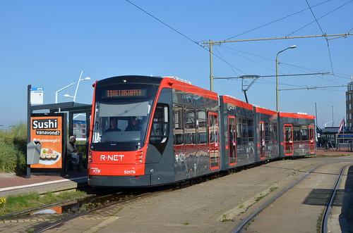 27.10.2015 (IX); GTL3006 afgevoerd, Avenio 5017 rijdt proef