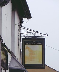 Spennymoor Durham (jmc4 - Church Explorer) Tags: sign pub inn durham blackhorse