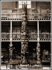 Museum Adventures Part 1 (Mike Peckett Images) Tags: museum pitt haida diz pittriversmuseum pittriversmuseumoxford mikepeckett