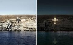 Проект «Часовни святого креста» на острове Серифос от OPA
