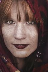 Lorena (martina.spoljaric1989) Tags: portrait woman girl ginger redhead freckles freckled