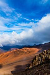 Haleakala Volcano, Maui - 42 (www.bazpics.com) Tags: park mountain rock landscape volcano hawaii lava us amazing scenery rocks unitedstates cone extreme maui national haleakala valley ash hi volcanic devastation cinder dormant cindercone kula devastated