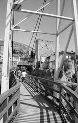 mostar (21) (Parto Domani) Tags: old bridge river war mostar bosnia fiume guerra ponte herzegovina neretva vecchio passerella turchi balcani artiglieria turco balcan croati erzegovina croato