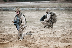 PI00_Kh_act_001.jpg (sioenarmourtechnology) Tags: army belgium titan defence qrs actionshot specialforces leopoldsburg kaliqrs