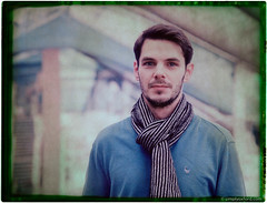 Emil Busch, 10in f9 lens test (Bossnas) Tags: film oxford speedgraphic jeanpierre 2015 10inch fujiroid fp100c emilbusch
