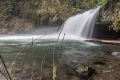 2015-07818 (jjdun7) Tags: water oregon creek forest river landscape waterfall buttecreekfalls santiamstateforest