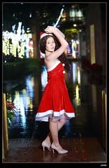 nEO_IMG_DP1U6716 (c0466art) Tags: christmas city light portrait reflection girl rain night canon garden photo big amazing colorful pretty view julia outdoor gorgeous event lamps charming russian celebrate decroration 1dx banchao c0466art