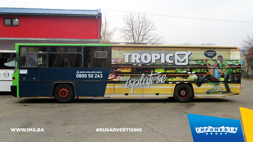 Info Media Group - Tropic, BUS Outdoor Advertising, Banj Luka 11-2015 (5)