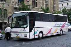 FSJ-881 (Eurobus Online) Tags: man hungary budapest lionsstar