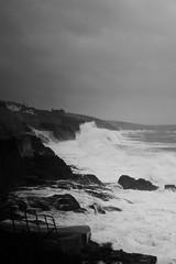 Storm Coming (Svart13) Tags: winter sea storm nature coast cornwall waves porthleven