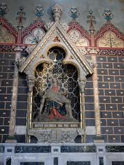 Castelnaudary - Collegiale Saint-Michel (Fontaines de Rome) Tags: saint michel aude castelnaudary collegiale piet