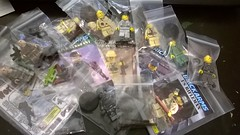 FOR S@LE! On the E of Bay! (MrLiveLego) Tags: sale minifigures birckarms eclipsegrafx