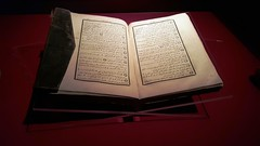 Koran (Normann) Tags: museum book baku azerbaijan quran koran