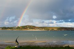 326/365/2015 (scillymark) Tags: landscape rainbow places photoaday genre tresco islesofscilly project365