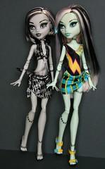 Monster High (Emily-Noiret) Tags: monster high mattel doll