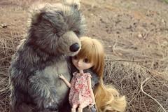 ~ Bear Friend ~ (Zaine S.P.C) Tags: pullip piper bear friend
