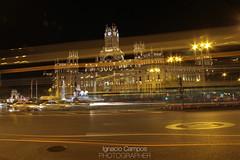 Solo tú (Ignacio Campos Photographer) Tags: madrid ayuntamiento canon cibeles