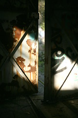 clair/obscur (dmcst) Tags: urbex shade shades light softlight ruins rust abandonned door bokeh canon5d 5dclassic eos5d 50mmlens 50mm 5d canoneos5d ff intrieur garden jardin extrieur frenchriviera