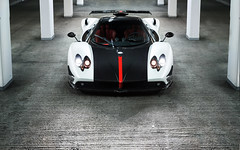 Cinque. (Alex Penfold) Tags: pagani zonda cinque roadster supercars supercar super car cars autos alex penfold 2015 white carbon black