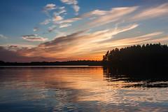 IMG_1837-1 (Andre56154) Tags: schweden sweden sverige schren archipelago himmel sky wolke cloud sonnenuntergang sunset wasser water dmmerung dawn ufer kste coast ozean ocean meer sea abendrot afterglow reflexion reflection spiegelung