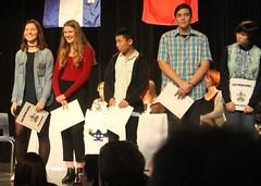 Hazel & Friends (m.gifford) Tags: lisgarawards awards lisgar ottawa hazel