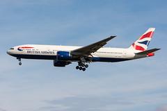 G-RAES - British Airways - Boeing 777-236(ER) (5B-DUS) Tags: graes british airways boeing 777236er 777 b777 b772 lhr egll london heathrow airport airplane aircraft aviation flughafen flugzeug plane planespotting spotting