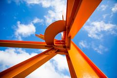 Fringes (Thomas Hawk) Tags: america markdisuvero milwaukee milwaukeeartmuseum thecalling usa unitedstates unitedstatesofamerica wisconsin sculpture fav10 fav25