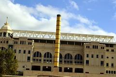 ESTADI OLMPIC LLUS COMPANYS (Yeagov C) Tags: 2016 barcelona catalunya estadidemontjuc estadiolmpic estadiolmpiclluscompanys lluscompanys montjuc peredomnechiroura 1929 estadi