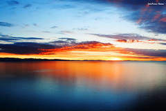 Atardecer en Lago Titicaca. (Johnpictures21) Tags: cielo sky sunset amazing canon ngc bolivia titicaca world paradise landscape