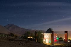 Observatorio Cerro Mamalluca (...Luca Brasi...) Tags: mamalluca chile vicua elqui valledeelqui canon canon60d night observatorio astronomy coquimbo