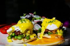 Eggs Benedict w/ Crab Cake - Sargasso (sheryip) Tags: eggs benedict egg food foodporn crab morgantown sargasso brunch