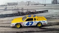 1981 Ron Bouchard 81 Buick Regal (G-Man's NASCAR Minatures) Tags: gcast custom slix rookie