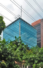 Graha Mitra (BxHxTxCx (more stuff, open the album)) Tags: jakarta architecture building gedung arsitektur office kantor