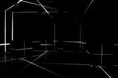 Light rays in the dark (devos.ch312) Tags: light rays lightrays koendedecker ninove flanders belgium darkroom