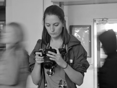 Photographer at Work- Lauren MacFarland, BCIT Journalism