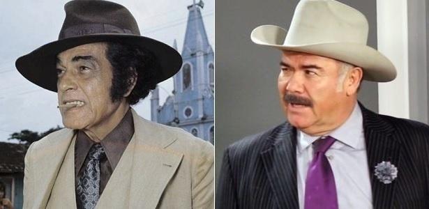"""""""O Bem-Amado"""" ganha versão mexicana; veja primeira foto de Odorico"""