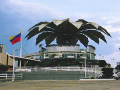 Flor de Venezuela. (josefelix17) Tags: architecture arquitectura flag bandera venezuela barquisimeto lara